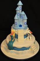 frozen duo with elsa and olaf (2).JPG