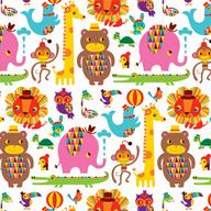 14 - Bright Animals (shown)