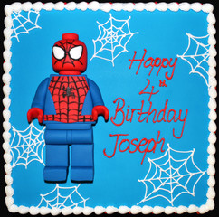 Square with Lego spiderman.JPG