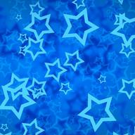 24 - Blue Stars