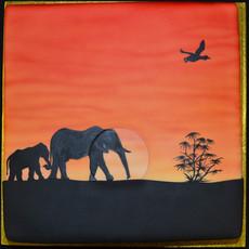 SQUAE WITH ELEPHANT SILHOUETTE.JPG