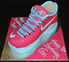 Nike Pink Trainer.JPG