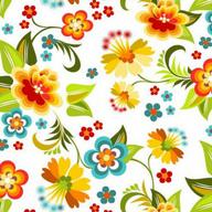 22 - Bright Flowers