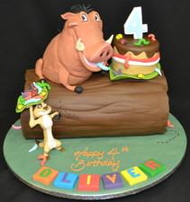 Timon and Pumbaa on Log.JPG