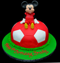 HALF FOOTBALL WITH MICKEY MOUSE.JPG
