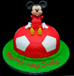 HALF FOOTBALL WITH MICKEY MOUSE.JPG
