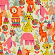 7 - Safari Animals