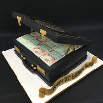 Versace brief case with cash 2 (Copy).jp