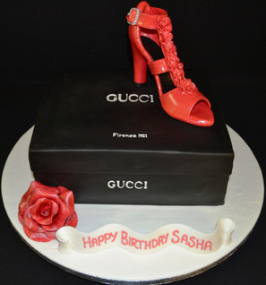 Gucci Shoe and Box.JPG