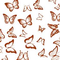 8 - Butterflies