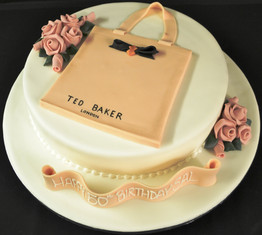 TED BAKER BAG AND ROSES ON ROUND.JPG