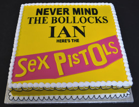 SEX PISTOLS NEVER MIND THE BOLLOCKS ON S