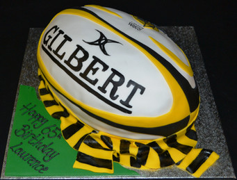 Wasps Rugby Ball.JPG