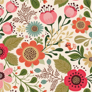 2 - Bold Floral