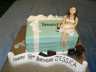 Tiffany Box with Lady.JPG