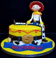 TOY STORY JESSIE ON ROUND.JPG