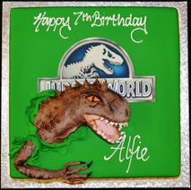 Jurasic World Bursting Dinosaur.JPG