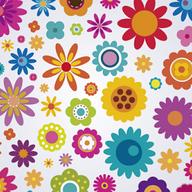 21 - Funky Flowers