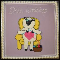 SQUARE WITH DEB'S WOOLSHOP.JPG