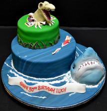 Jurrasic Park and Shark Duo.JPG