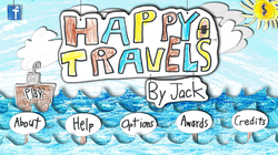 Happy Travels Menu