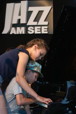 Fanny Bieler und Ennio Hess