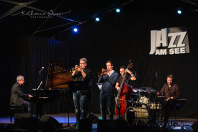 David Pastor and band, special guest Benny Troschel