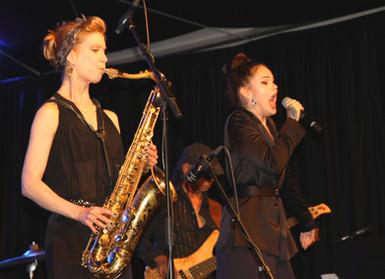 Ina Forsman Quintett