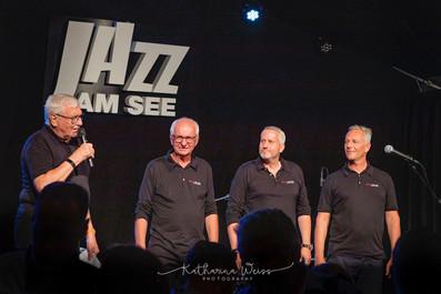 Vorstand: Felix, Silvio, Peter, Stef