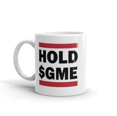 Hold $GME Mug