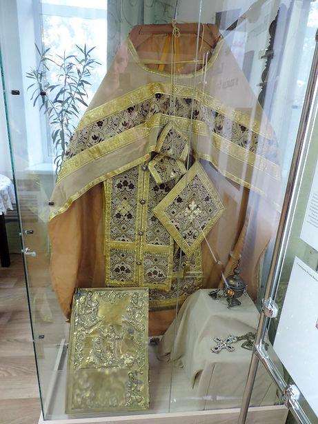 Музей. Витрина 3