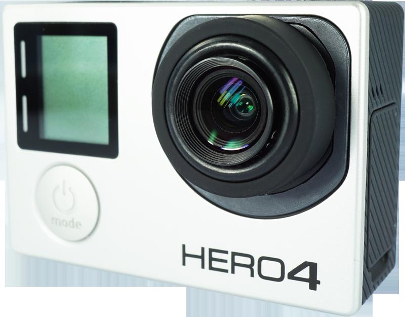 4 35mm NDVI-8 NGB 10MP Flat Lens for GoPro/UAV | irprostore