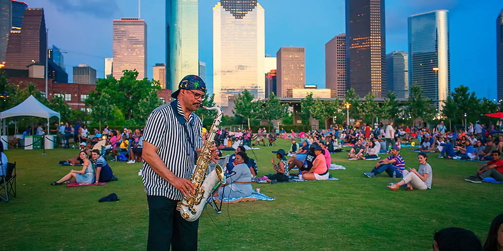 Jazzy Sundays in the Park featuring David Caceres Group