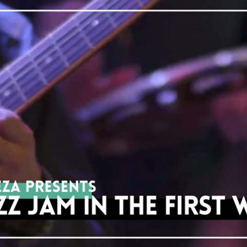 Cafeza Latin Jazz Jam