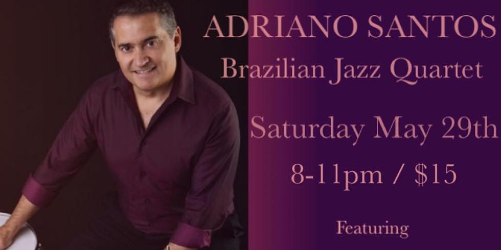 Adriano Santos Brazilian Jazz Quartet