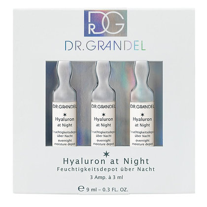 DR. GRANDEL Hyaluron At Night