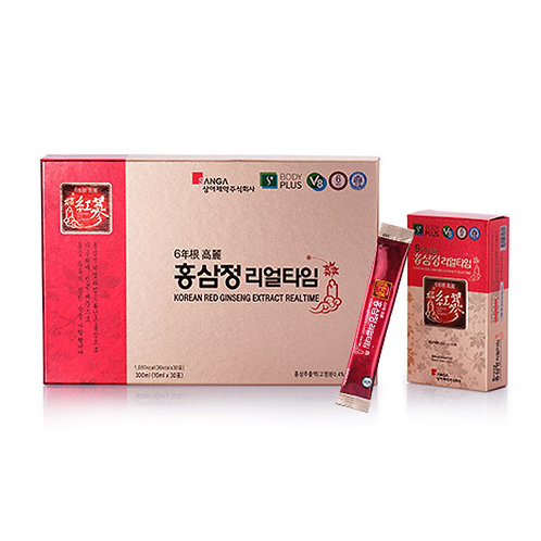 KOREAN 6 YEARS ROOT RED GINSENG SACHETS