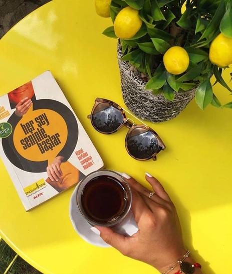 bir fincan kahve iyi gelmez mi? 🤗🍃