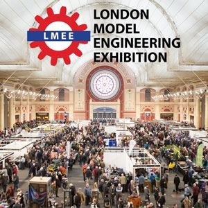 CuP Alloys will be attending the 2020 London Model Engineering Exhibition