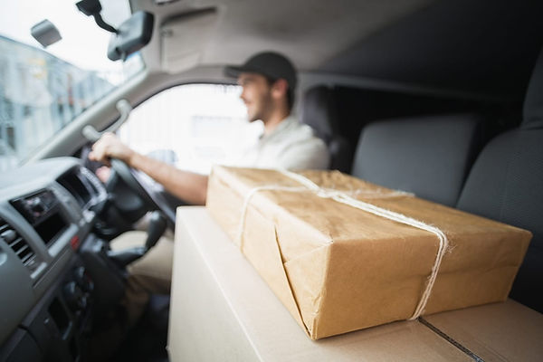 DeliveryService-Freight-VanDriver-Intern