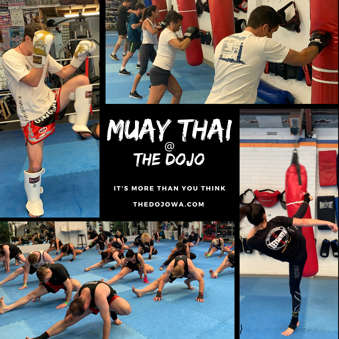 Muay thai @ The Dojo 1