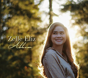 Zelle Eliz ABLOOM CD Cover for WV Phil.