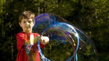 50. Fabrication de bulles géantes