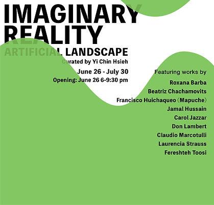 Imaginary Reality