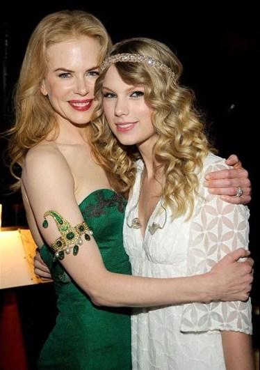 Nicole Kidman & Taylor Swift