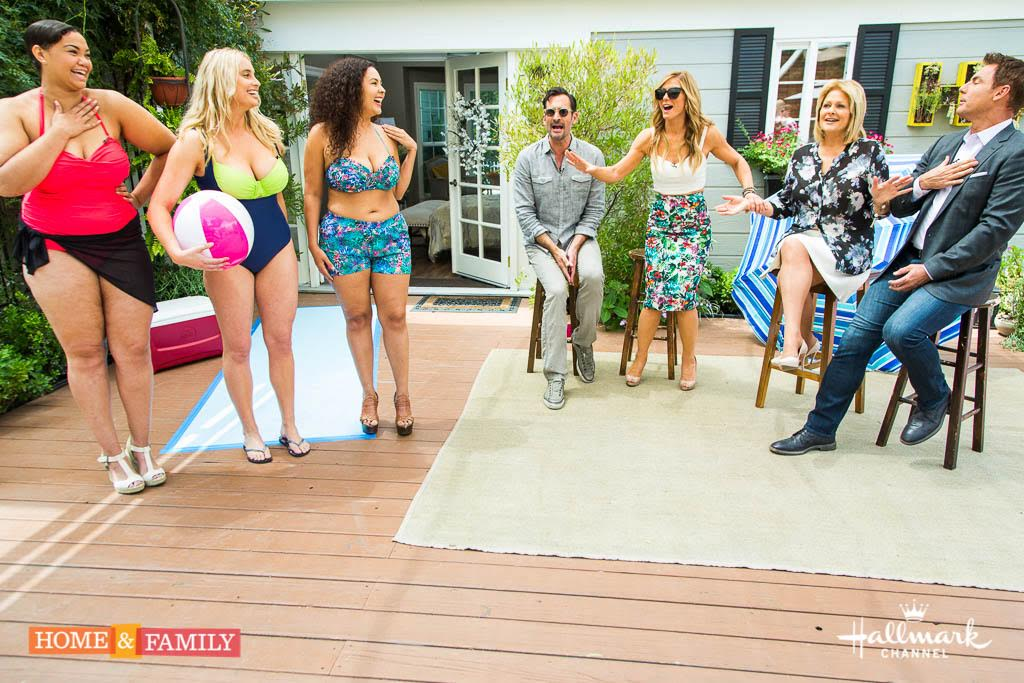 Trunkettes on Home and Family