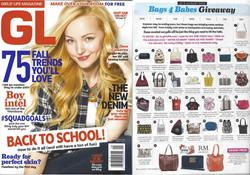 Like Dreams in Girls Life Magazine