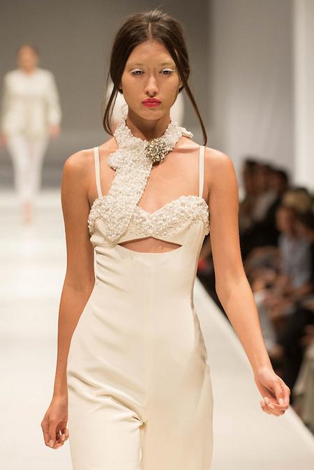 Fashion Week Finale: Gemma Kahng