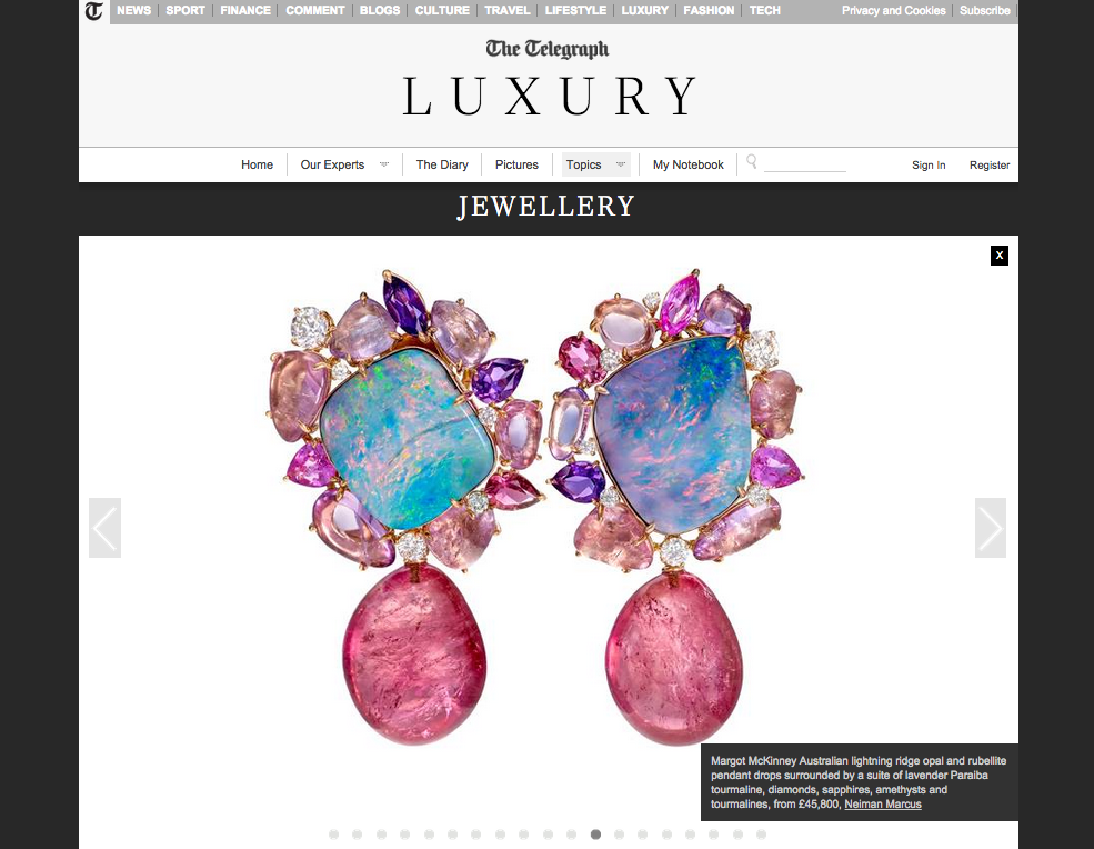 Luxury Telegraph
