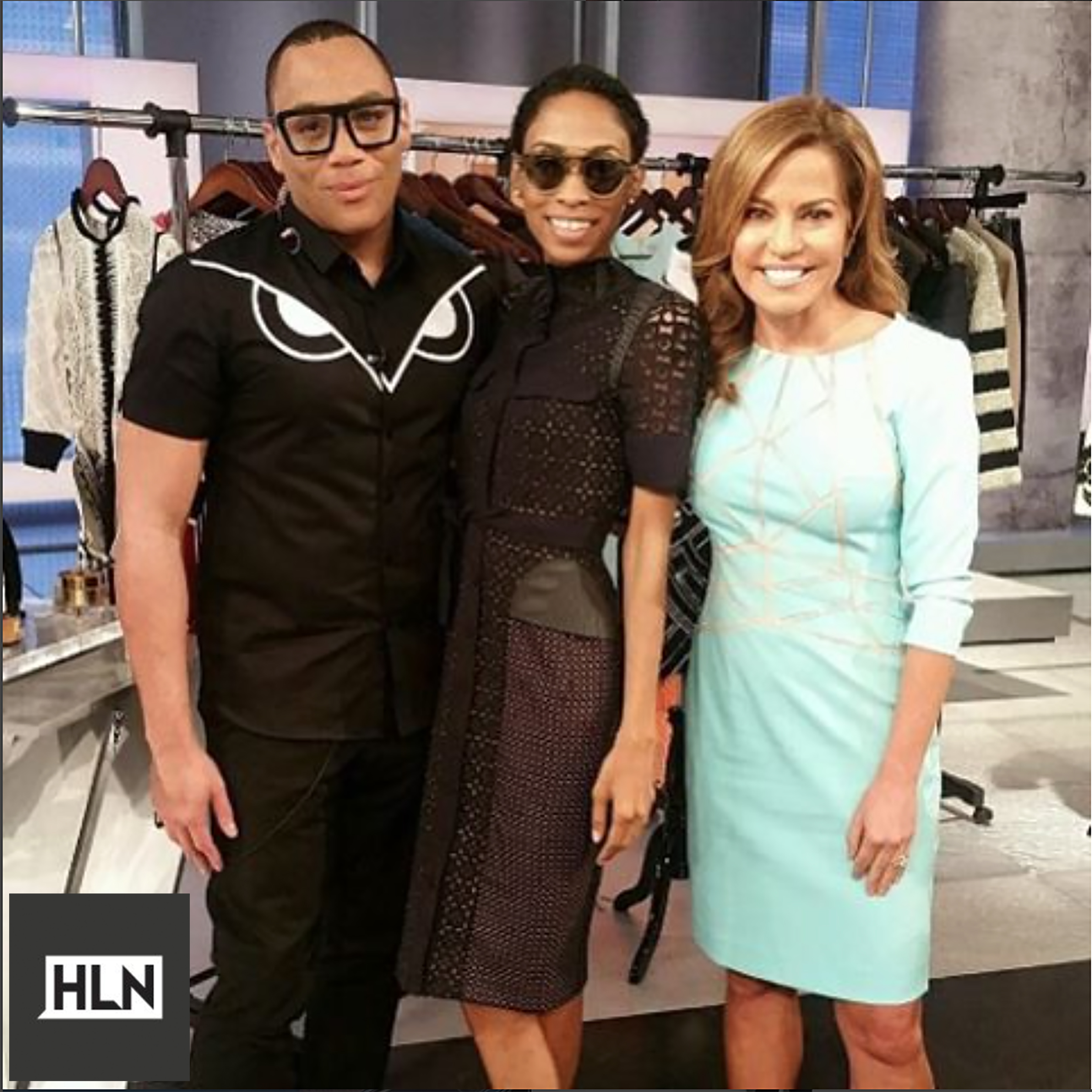 Established Eyewear on HLN